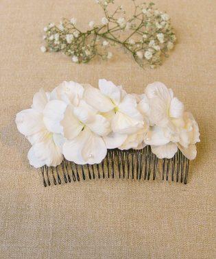 Pente Bride - Flower